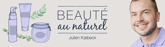 La lettre Beauté au Naturel
