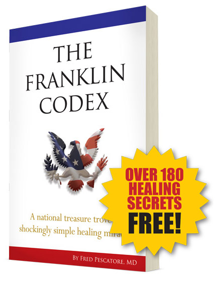 Secure my free copy of The Franklin Codex Now!